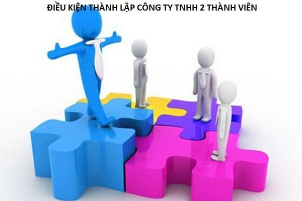 Điều kiện thành lập công ty TNHH 2 Thành viên